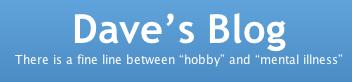 Daves Blog