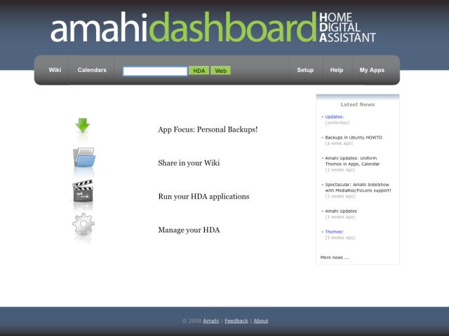 Agedashi Amahi Theme Screenshot